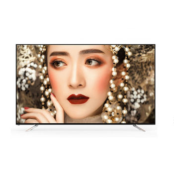 42 43 50 55 inch smart oled tv 4k curved/flat screen led tv UHD television