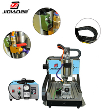 3040 Mini CNC Router Automatic 3D Wood Carving machine