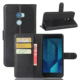 Litchi PU Card Holder Wallet Flip Leather Case For HTC One X10