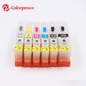pgi470XL cli471XL refill ink cartridge empty with ARC chip for PIXMA MG7740 PIXMA MG6840 PIXMA MG5740