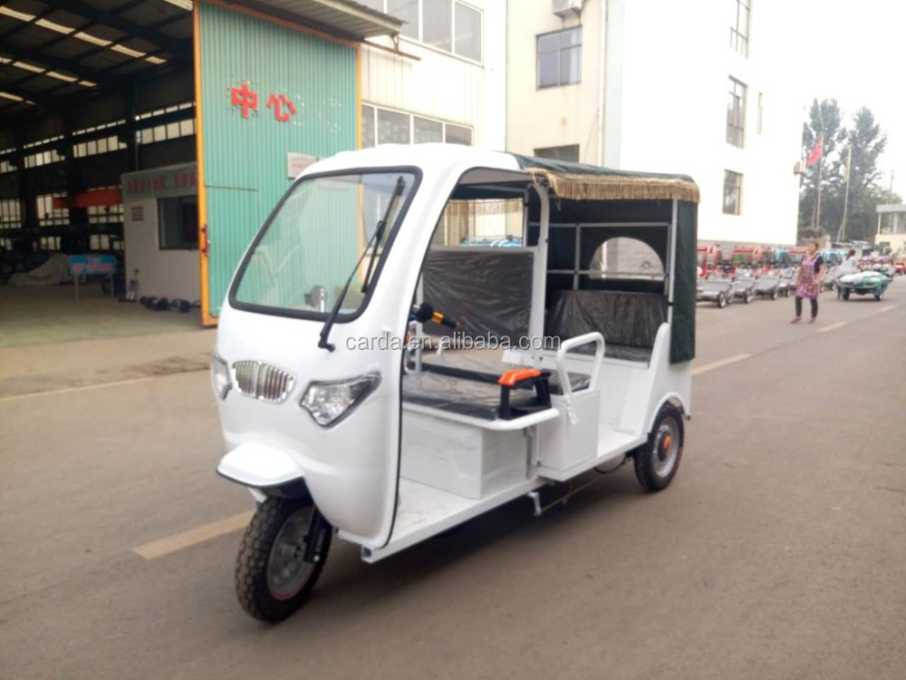 Xuzhou electric vehicle sale in INdia/Newest 3 wheelerbajaj tuk tuk for passenger taxi