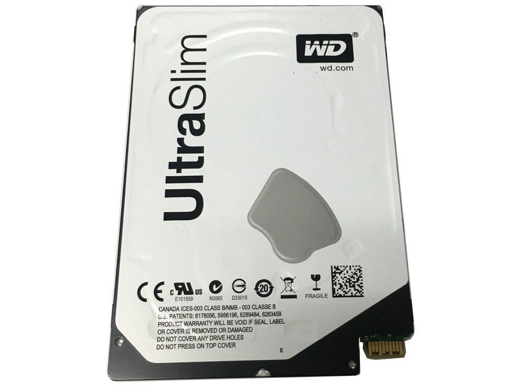 """Western Digital Blue Ultraslim WD5000MPCK 500GB 5400RPM (5mm) 16MB Cache (SFF-8784 SATA Express) 6.0Gb/s 2.5"""" Hard Drive"""