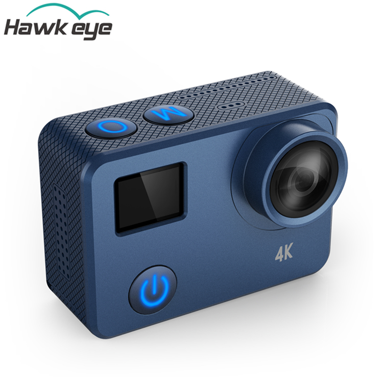Hawkeye 681 high-tech 4K <strong>video</strong> 1080p 720p 240fps h.264 action sport camera for outdoor activities support wifi flip screen