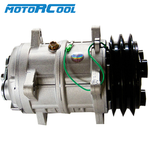 Motorcool TM16 12V auto air conditioner compressor kit suitable for trucks