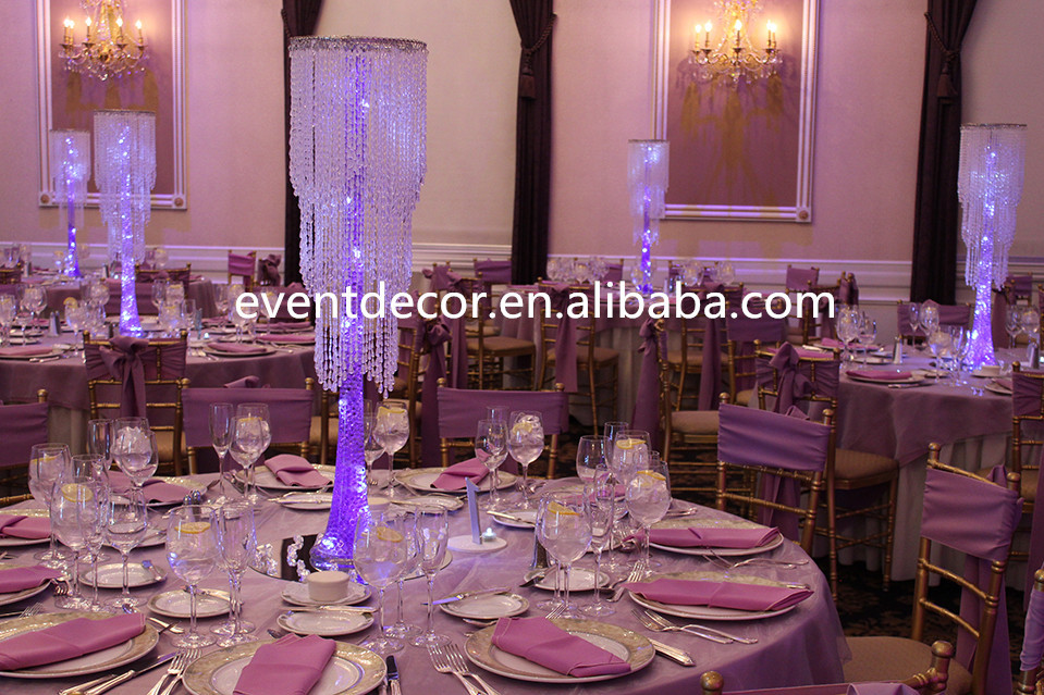 Wedding decor wholesale mississauga images wedding decoration ideas waterfall crystal chandeliercrystal wedding wholesale chic modern waterfall crystal chandeliercrystal wedding centerpiece therapyboxfo wedding decor junglespirit Choice Image