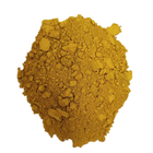 Pigment powder yellow iron oxide for plastic products(free sample)