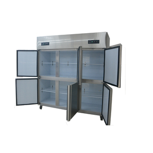 Six Door French Style Stainless Steel Kitchen Refrigerator Made In China