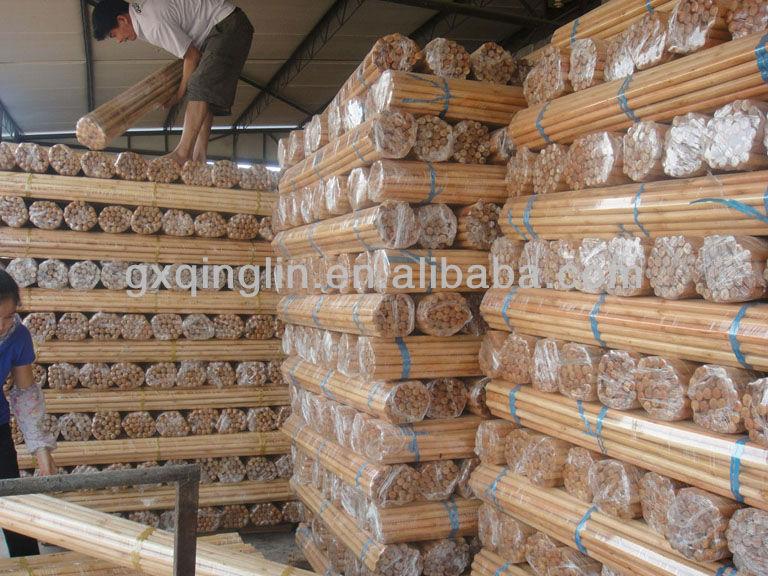 En gros chevilles en bois en bois tige filet e poteaux d for Vente bois flotte gros