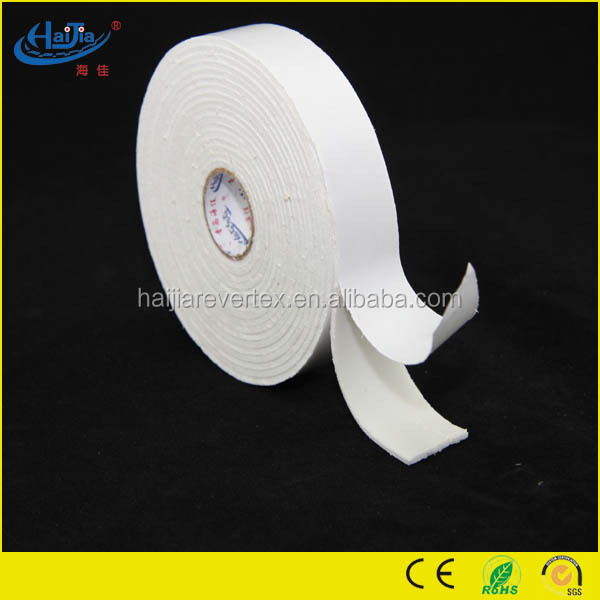 China manufacturer acrylic eva/pe/pvc 3m cheap adhesive double sided foam tape,car foam tape, hanging hook foam tape