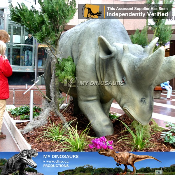 MY Dino-N166 2016 hot sale resin animal sculpture for home decoration
