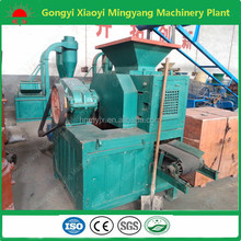 Super quality ISO CE pillow shape charcoal coal briquette machine/briquette maker machinery008613838391770