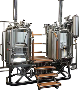 5BBL 10BBL Electric system beer brewing equipment food grade material manufacture