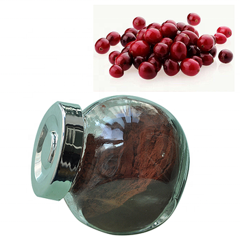 Top grade  Cranberry Extract anthocyanin 5% for anti ageing