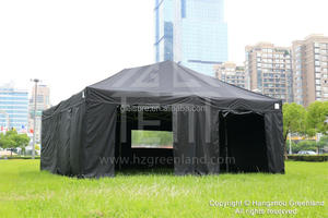 easy promotionflooring outdoor polyester pavilion gazebo