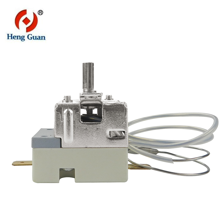 250V/5(4)A/50-60HZ Power supply and 600mm Capillary length refrigerator capillary tube thermostat