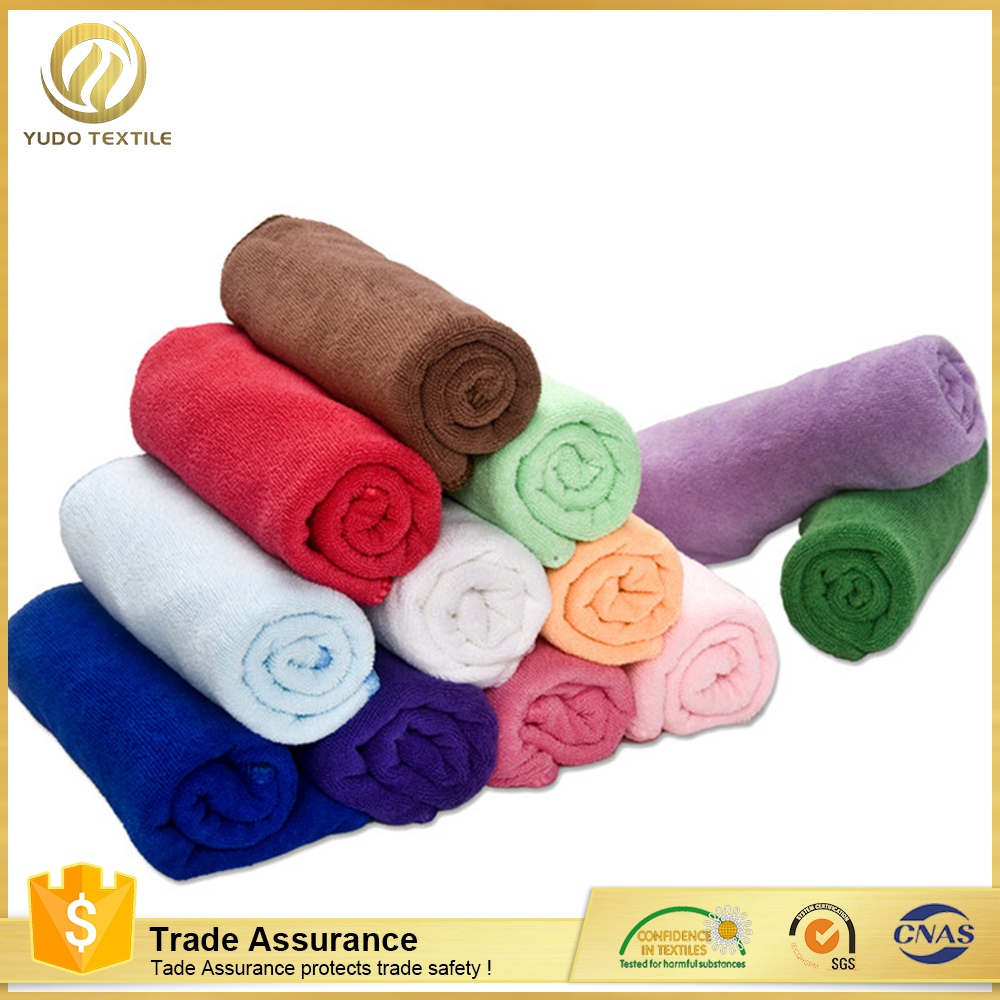 Latest new design Absorbent strong Easy to clean bath towel fabric roll