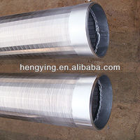 Api 5ct Slotted Water Well Casing Pipe/slotted Liner