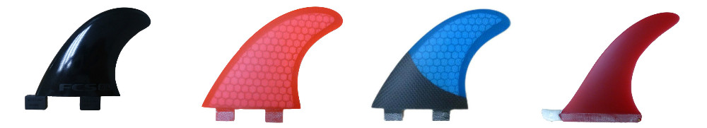 Surfing honeycomb carbon fin carbon surfboard fins surfing equipment