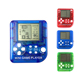 Mini Retro Classic Childhood Tetris Handheld Game Players LCD Electronic Games