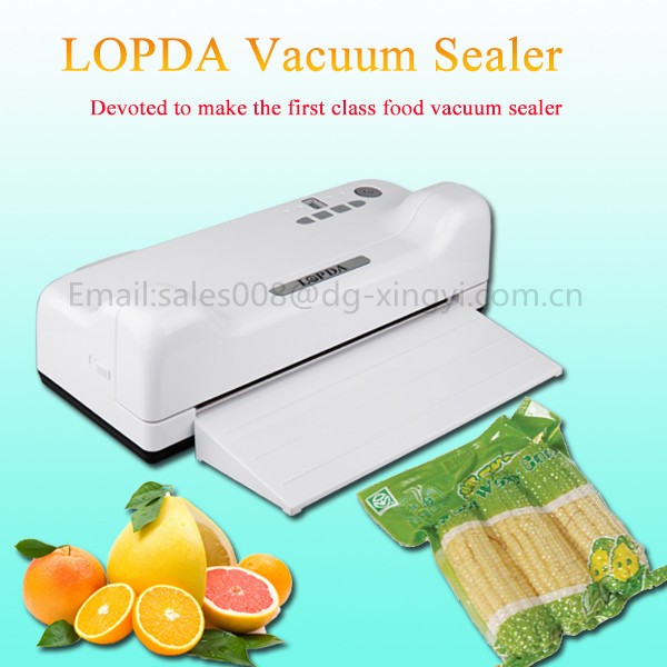 Abs Plastic Food Vacuum Sealer,Handy Vacuum Sealing Machine For ...
