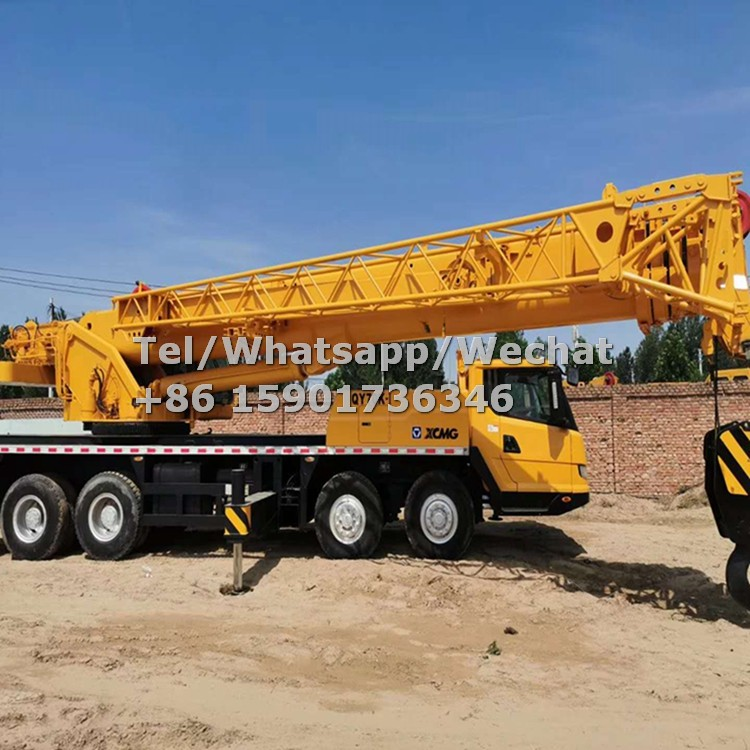 Xcmg Qy70k Truck Crane (70t Truck Crane) For Sale - Mfrbee.com