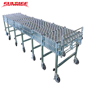 conveyor roller assembly line
