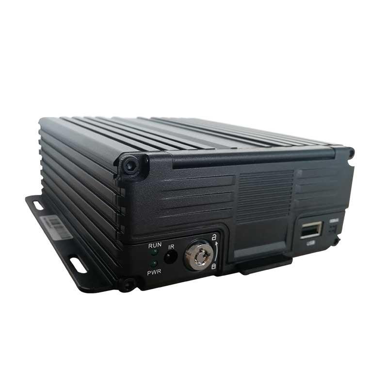 高品質 1080 P/720 P 4ch モバイル dvr gps 4 グラム 3 グラム WIFI G センサー RJ45 APC ADAS オプション