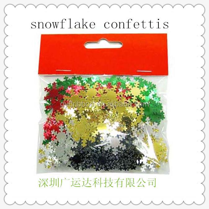 Künstliche Glitter Schnee Konfetti/merry Christmas Worten ...