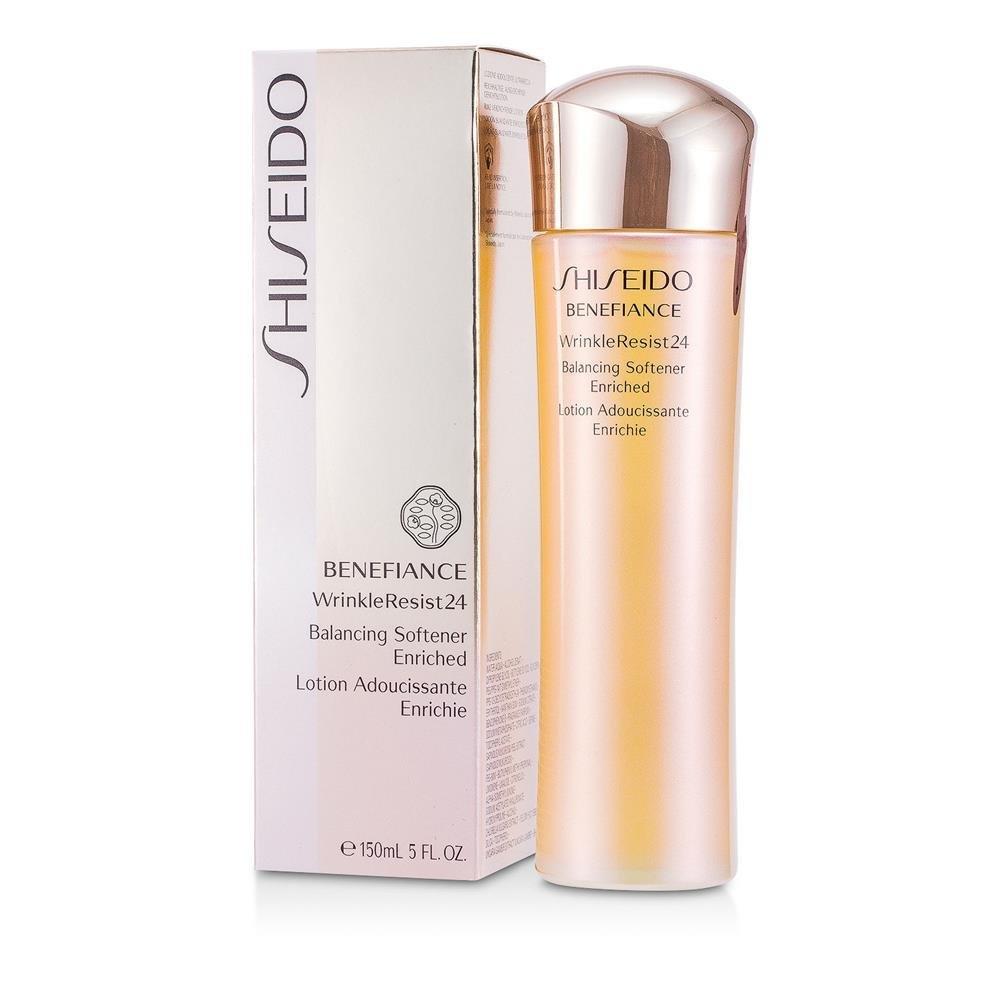 SHISEIDO by Shiseido Benefiance WrinkleResist24 Balancing Softener Enriched --150ml/5oz (Package of 3)