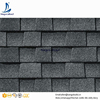 prefabricated house fish scale architectural green color asphalt shingle for Norway