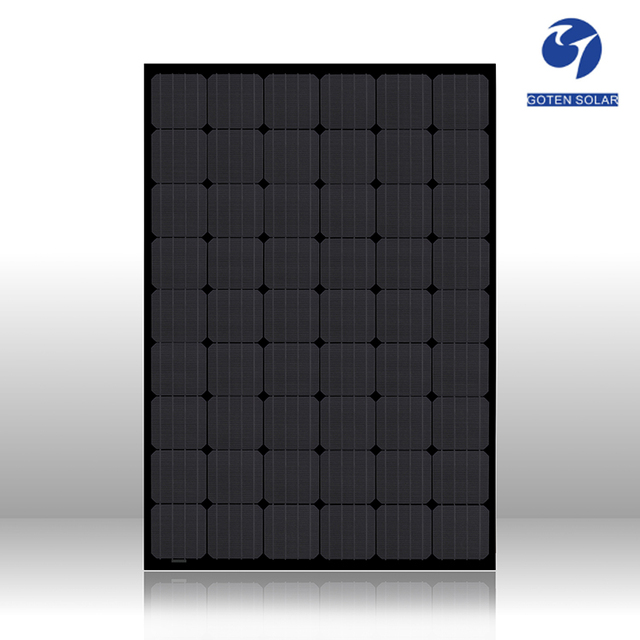 Factory manufacture 240W 250W roof solar panel