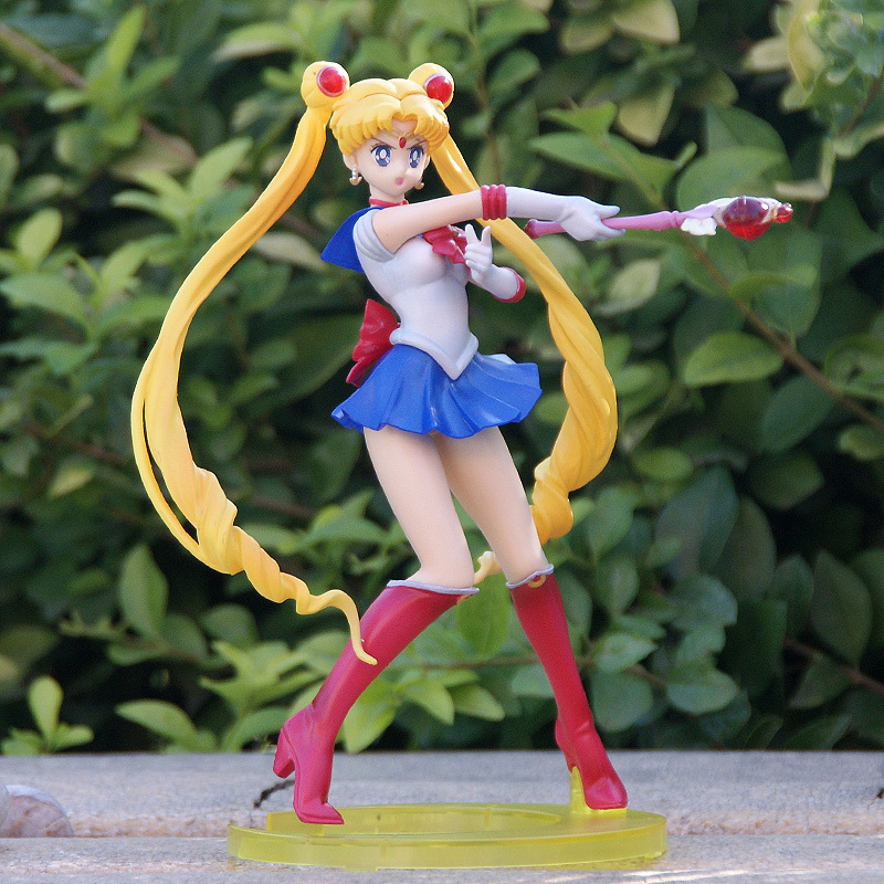 Free Shipping Action Figure Toys Sailor Moon 1/8 Scale