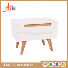 Timber furniture MDF bed side table