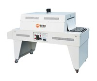 China Auto Double Side Sealer And Shrink Wrapping Machine For PVC Window