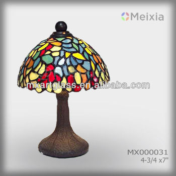 Mx000031 wholesale stained glass table lamp shade flower tiffany mx000031 wholesale stained glass table lamp shade flower tiffany lamp desk lamp aloadofball