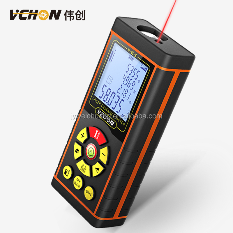 Hot sales Sndway 60m handheld laser distance meter