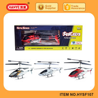 Radio Control Rc helicopter 3.5 channel toys for kids