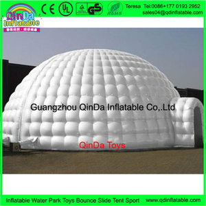 Free Air Blower Used Party Tents For Sale Dome House Protable House To Rent To Own for Party Supply