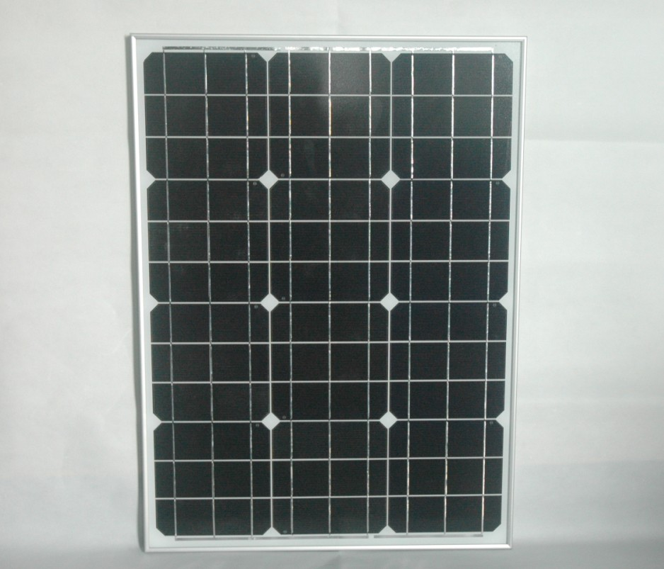 wholesale green power 35W18V mono solar panels