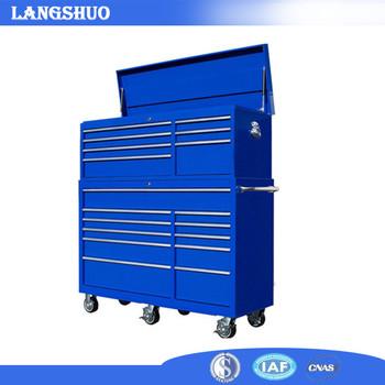 Us General Masterforce Workshop Tool Box Side Cabinet/tool Baninet