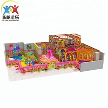 Home Indoor Playground Used Commercial Playground Equipment Sale