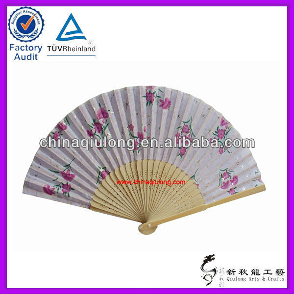 Chinese Wholesale Wedding Fans Invitations