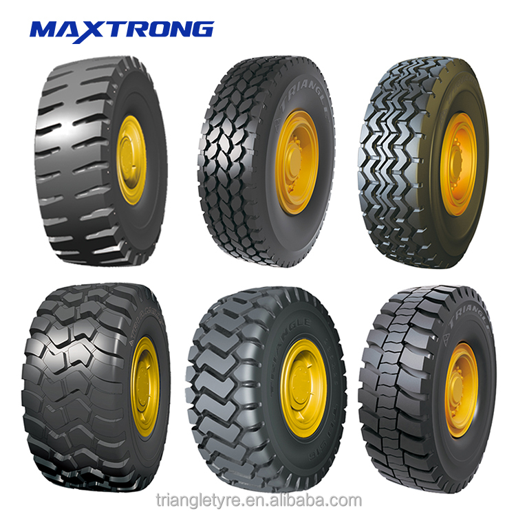 Hot selling factory price Radial OTR loader tire 17.5R25 OTR Tire for dump trucks