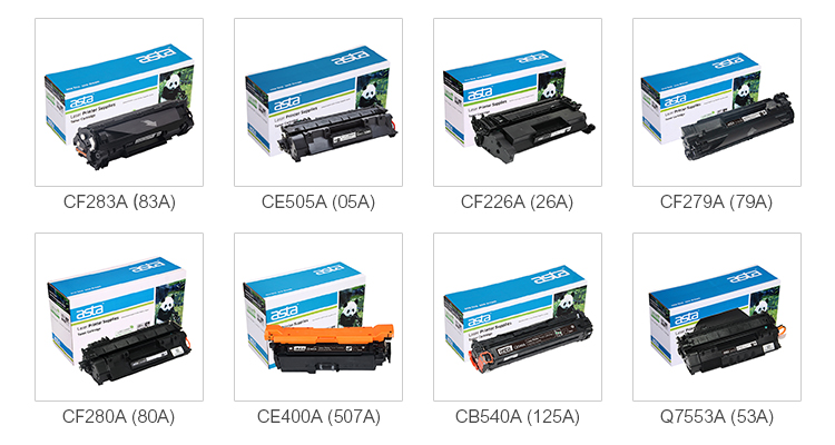 Asta Wholesale toner original cartridge ce285a q12612a 85a 12a use for laser printer