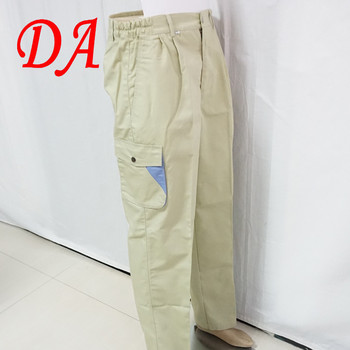 Side Pocket Cheap Construction Worker Trousers Wholesale Cargo Pants