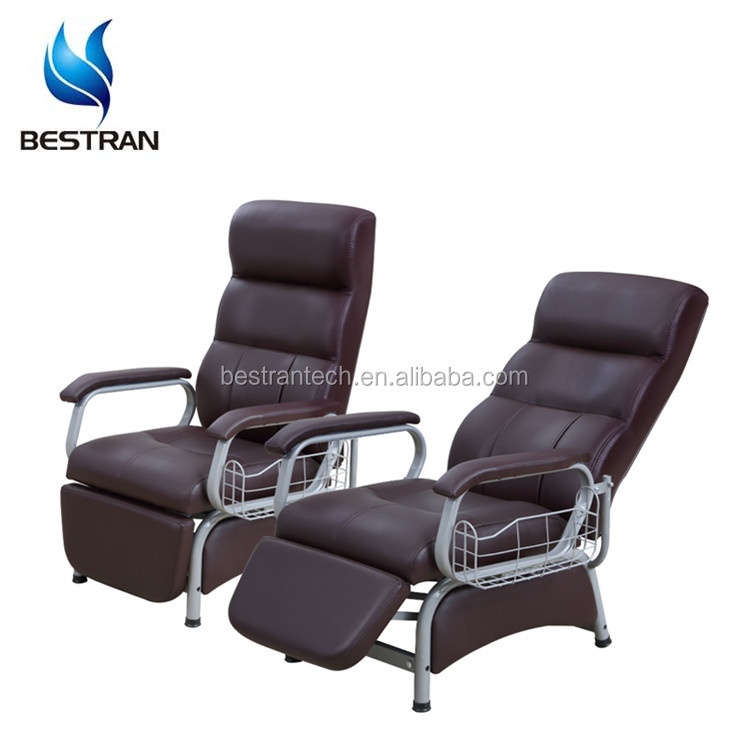 BT-TN006 New Type hospital recliner motorized dialyse chair bed