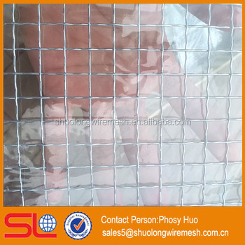 Barbecue Grill Wire Netting,Crimped Wire Mesh For Roast,Stainless ...