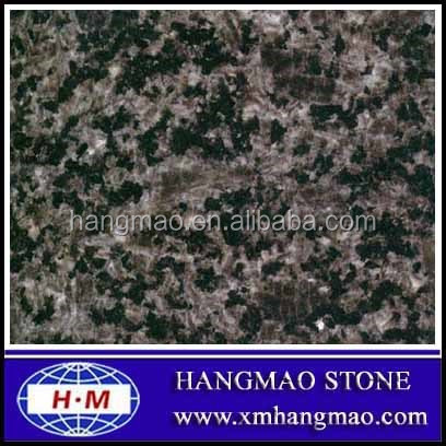 Black ice grainte for interior tile and countertop material