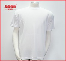 high quality blank 100 organic cotton t shirt with custom sizes