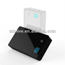 13000mah Dual usb cell phone external battery pack For Laptops